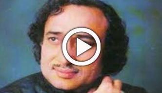 میں کل تنہا تھا خلقت سو رہی تھی، محسن نقوی