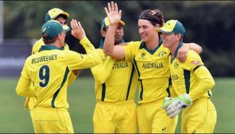 انڈر 19 ورلڈ کپ: آسٹریلیا نےفائنل کیلئے کوالیفائی کرلیا
