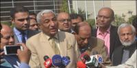 ایڈمنسٹریٹر پی ایف ایف کا قبضہ دینے سے گریزاں ہیں، خادم علی شاہ
