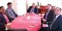 کمیونٹی کے مسائل کا حل اؤلین ترجیح ہو گی، سفیر پاکستان میڈرڈ