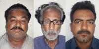 کراچی، گاڑیاں چھین کر فروخت کرنیوالے 3 ملزمان گرفتار