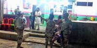 کراچی،پی ایس ایل سیکیورٹی یقینی بنانے کیلئے رینجرز و پولیس کارروائیاں