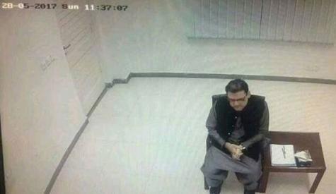 فوٹو لیک'حسین نواز کی درخواست پر فیصلہ آج سنایا جائیگا