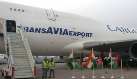 بھارت اور افغانستان کےدرمیان کارگوپروازوں کا آغاز