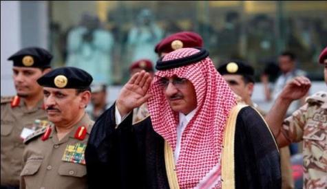 سابق ولی عہد محمد بن نائف نظر بند نہیں ہیں،سعودی حکام