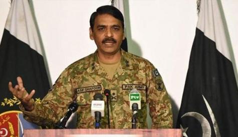 سازش کا الزام مسترد، فوجی ترجمان، آئینی عملداری چاہتے ہیں، پہلے ملکی مفاد دیکھنا ہے، جے آئی ٹی سے براہ راست تعلق نہیں