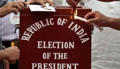 بھارتی صدر کا انتخاب آج ہو گا