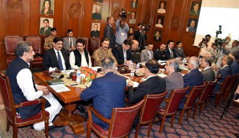 وزیراعظم کا بھی کراچی میں اسٹریٹ کرائم کی وارداتوں پر اظہار تشویش