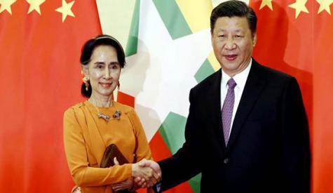 روہنگیا مسلمانوں کیخلاف آپریشن، چین نے میانمار کی حمایت کردی