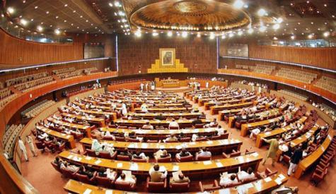 پارلیمنٹ نے نظریہ پاکستان کے تحفظ کے ''حلف'' کو بھی بحال کردیا