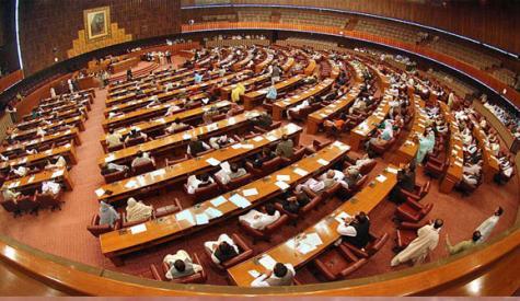 نااہل شخص سیاسی جماعت کا سربراہ نہیں بن سکتا، سینیٹ میں قرارداد منظور، حق میں 52 ، 28مخالف