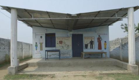 بھارت میں فضلے کی توانائی سے ٹوائلٹس کی تعمیر کے کام میںتیزی