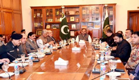 بلوچستان کیلئے 10 سال کا خصوصی پیکیج، انتخابات اگست میں، حکومت مدت پوری کرے گی، وزیراعظم عباسی
