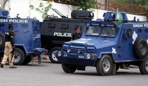 نارتھ ناظم آباد میں موٹر سائیکل سوار دہشتگردوں کی فائرنگ، پولیس اہلکار شہید