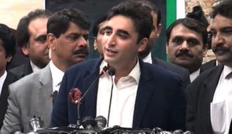 ٹیکس نیٹ میں اضافہ ہی پاکستان کو خود مختار بنانے کا واحد راستہ ہے،بلاول