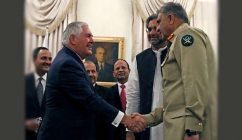 گلوبل ٹیرارسٹ فنانسنگ واچ لسٹ ،امریکہ کی پاکستان کے خلاف تحریک پیش، دہشت گردوں سے نرمی برتنے کا الزام