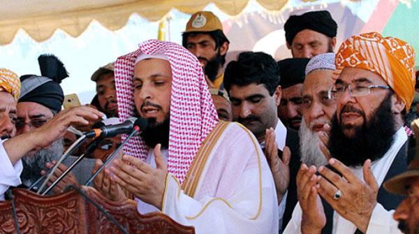 کشمیر پاکستان کا حصہ، دہشت گردی، انتہاپسندی برداشت نہیں، امام کعبہ