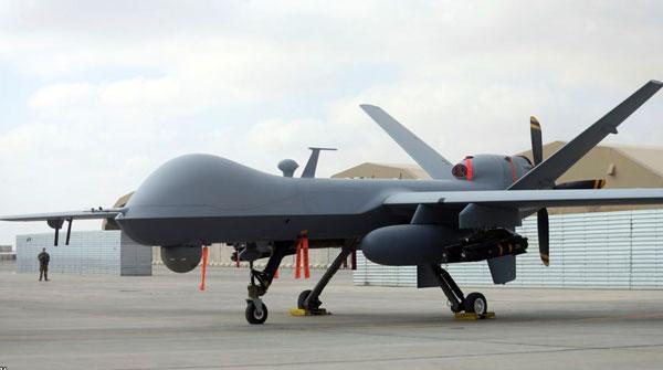 پاکستان کی سرحد کے قریب افغانستان میں ڈرون حملہ، داعش کے 6 دہشت گرد ہلاک