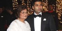 میری دنیا کا مرکز اور زندگی ،کرن جوہر کا ماں کی سالگرہ پر پیغام جاری