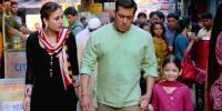 فلم ''بجرنگی بھائی جان '' کی چین میں 200 کروڑ روپے کی کمائی