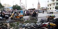 کچرے کا ڈھیر کراچی