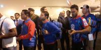 پی ایس ایل لاہور آگئی، شہر سج گیا، غیرملکی کھلاڑیوں کی آمد شروع