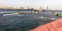 کراچی بندرگاہ پر 2 جہازوں میں ٹکر، 10 کنٹینر ڈوب گئے