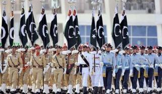قیام پاکستان ایک سنگ میل تھا جس پر پوری دنیا میں پاکستانیوں کو فخر ہے
