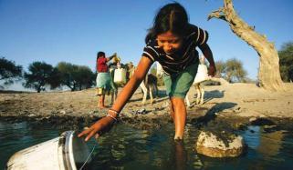 دنیا کے 5ارب لوگوں کو پانی کی قلت کا سامنا
