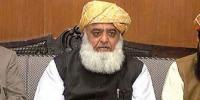 سیاست کو سیاست دانوں اور قوم کے حوالے کر دیا جائے'فضل الرحمٰن