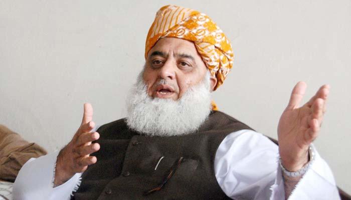 تحریک انصاف نے ملک سے اسلامی اقدار کا جنازہ نکال دیا ،مولانا فضل الرحمان