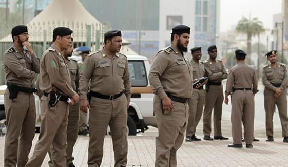 سعودی عرب، چیک پوسٹ پر فائرنگ، 4 اہلکار ہلاک
