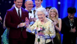 ملکہ برطانیہ کی 92ویں سالگرہ شاہی خاندان کے افراد کی شرکت