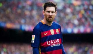 فٹبالر میسی کی ایک منٹ کی آمدنی،25 ہزار یورو