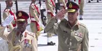 جنرل باجوہ سے سری لنکن آرمی چیف کی ملاقات'عسکری معاونت پرگفتگو