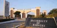 جامعہ کراچی کے اعلانات