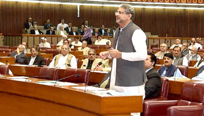 غداری کا الزام قبول نہیں، پارلیمنٹ چاہے تو کمیشن بنائے، وزیراعظم