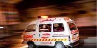 مختلف حادثات و واقعات میں ایک ہلاک، 25 زخمی