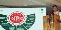 پی ٹی آئی کی متوقع حکومت کا ابتدائی 100 دن کا پلان