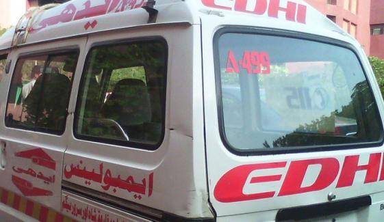 مختلف حادثات و واقعات میں2افراد ہلاک، 2زخمی، آگ لگنے سے12گھر خاکستر