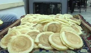 ٰٓایران،'نان بربری'افطار کی خاص ڈش،سب سے زیادہ مقبول
