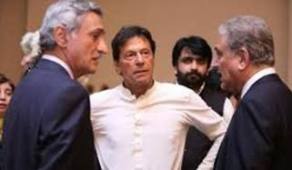 تحریک انصاف کا اجلاس شاہ محمود اور ترین کی تلخ کلامی کا شکار
