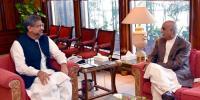وزیراعظم، اپوزیشن لیڈر نگراں وزیراعظم پر اتفاق رائے میں ناکام