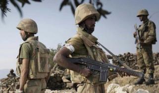 افغانستان سے دہشت گردوں کا حملہ، 3جوان شہید، جوابی کارروائی میں 5 مارے گئے