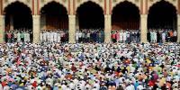 سعودی عرب،دبئی سمیت کئی ممالک میں عید الفطر منائی گئی