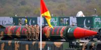 پاکستان بھارت سے زیادہ جوہری ہتھیاروں کا حامل ہے، انٹرنیشنل پیس ریسرچ انسٹیٹیوٹ