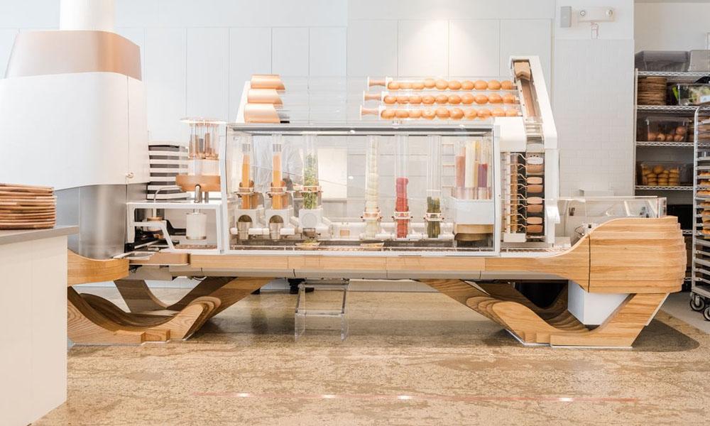 سان فرانسسکو میںپہلا مکمل روبوٹک ریستوران ستمبر میںکھلے گا