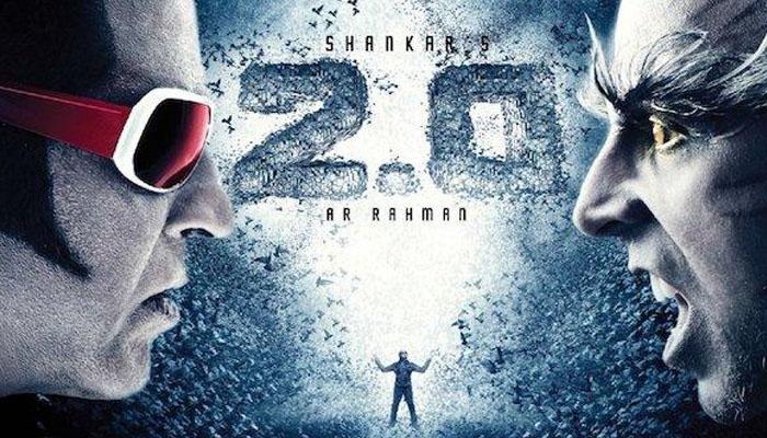 رجنی کانت اور اکشے کی فلم '2.0'  کی ریلیز کا حتمی اعلا ن