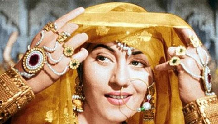 لیجنڈری اداکارہ مدھو بالا کی زندگی پر فلم بنانے کا اعلان