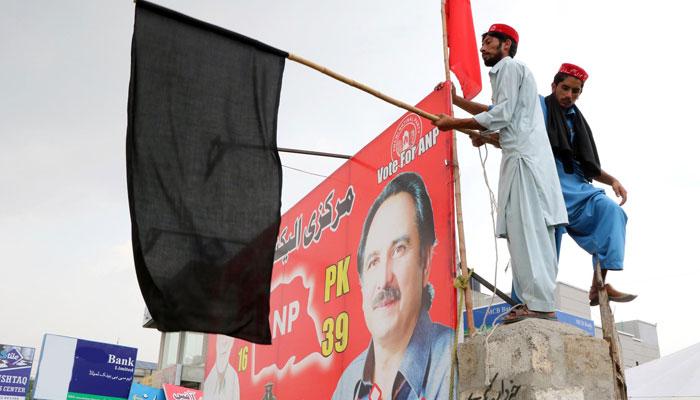 ہارون بلور اور کارکنان کی شہادتوں سے پشاور سمیت پورا ملک سوگوار رہا